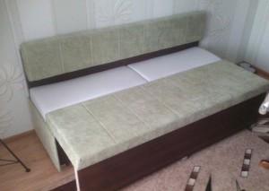 Фото дивана на кухню со спальным местом