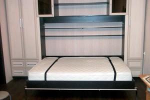 Фото двуспальной кровати трансформер