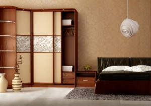Фото шкафа-купе в спальне