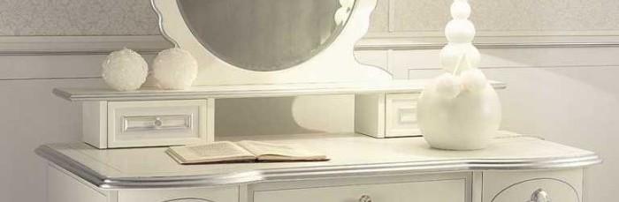 Трюмо с зеркалом в спальню