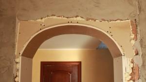 Фото арки в дверном проеме