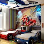 Фото детской спальни