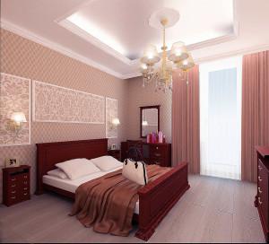 Фото люстры для спальни