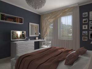 Фото спальни 12 квадратных метров