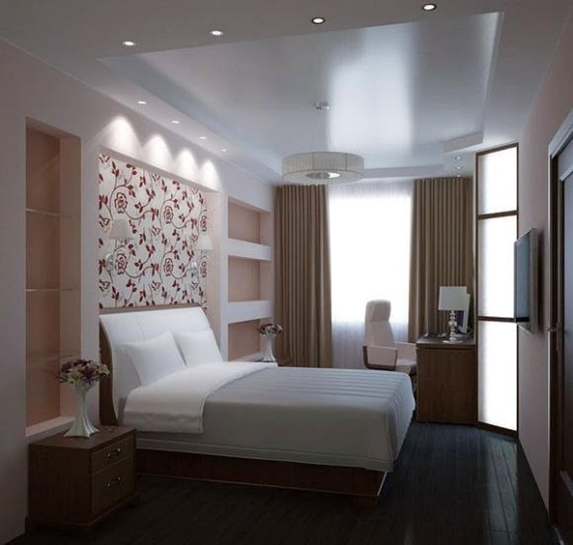 Дизайн маленьких спален в хрущевке фото