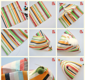 Декоративные подушки своими руками схемы