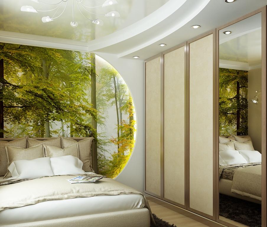 Варианты дизайна спальни фото