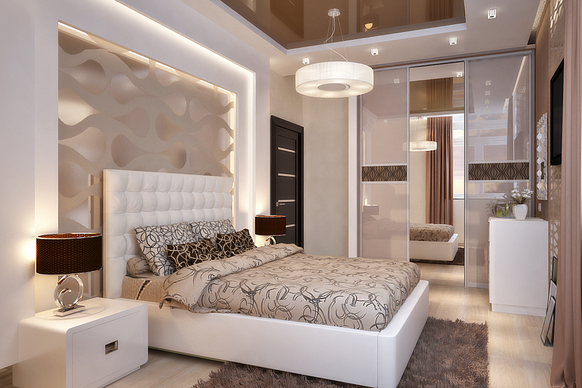 ремонт спален фото дизайн