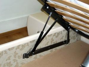 Фото механизма подъема кровати