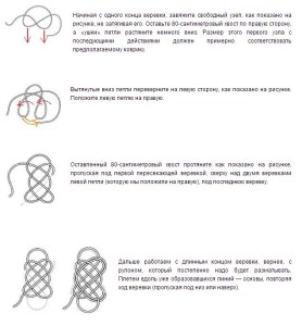 Схема ковриков