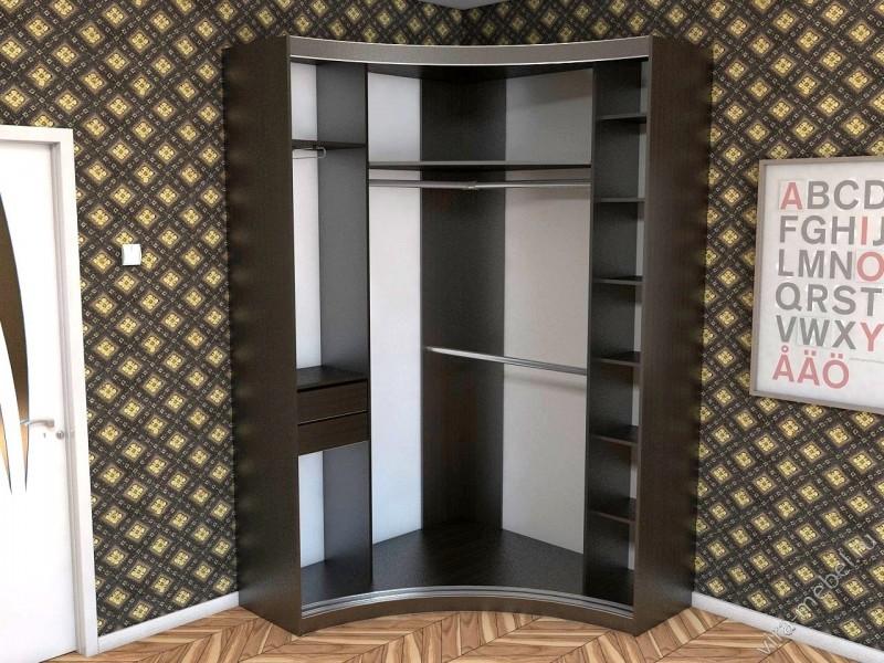 угловой шкаф купе в спальню фото цена наполнение и размеры