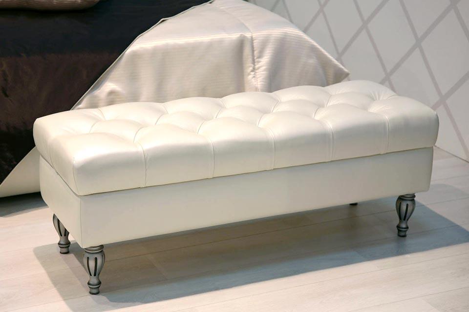 Купить банкетку для спальни в москве