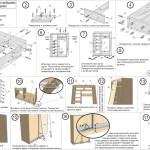 Шкаф кровать схемы