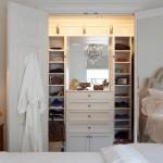 Гардеробная для спальни