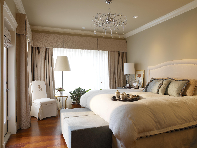 Красивые интерьеры спальни