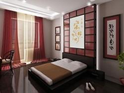 Спальни в японском стиле
