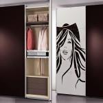 Декор шкафа