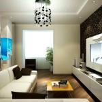 Дизайн комнаты 17 квадратных метров