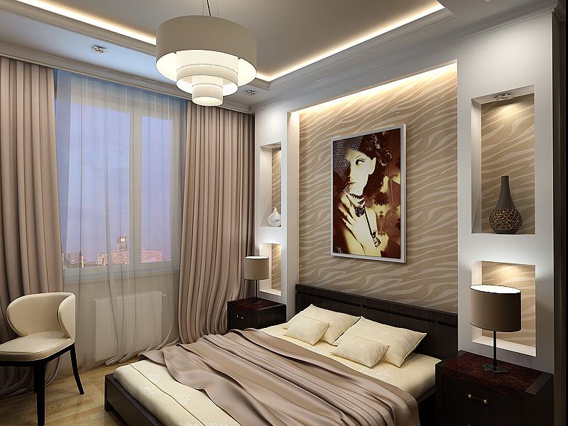 Как сделать спальню в квартире своими руками