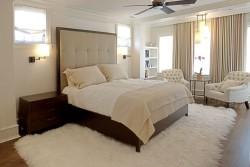 Прикроватный коврик в спальню