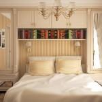 Спальня 9 квадратных метров